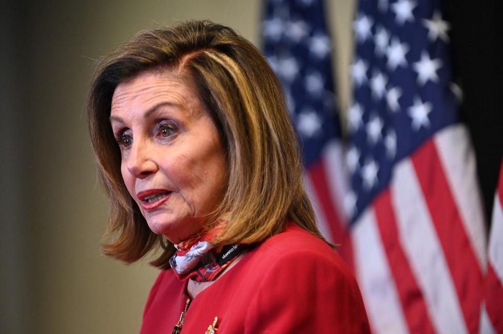نانسى بیلوسى جارهكا دى بو جڤاتا نوینهرێن ئهمریكا هاته ههلبژارتن